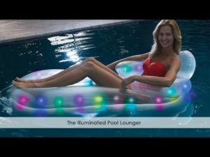 pool lounger